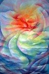 II cerchio dei colori - 37x57 cm